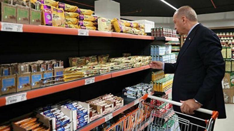 Erdoğan açıkladı: Zincir marketlere gerekli operasyonlar yapılacak