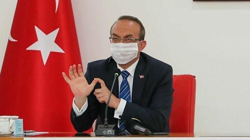 """Vali Yavuz: """"İkinci doz aşılamada istediğimiz noktada değiliz"""""""