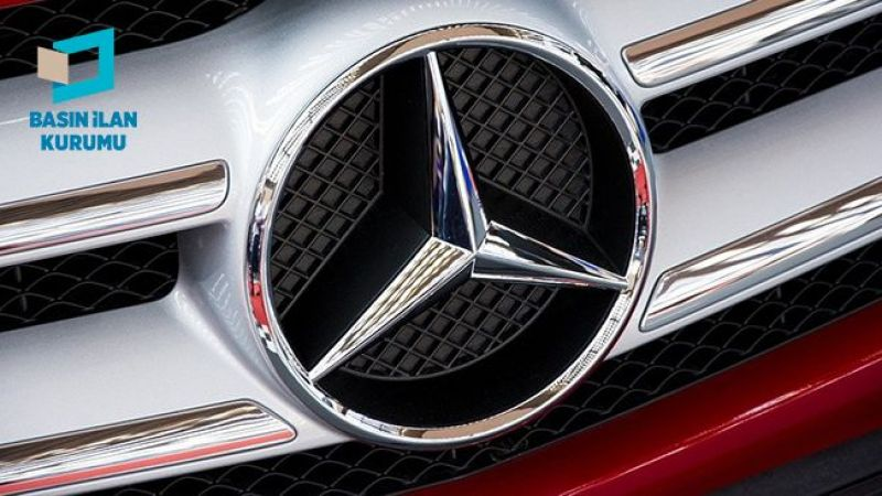 İcradan satılık 2014 model Mercedes