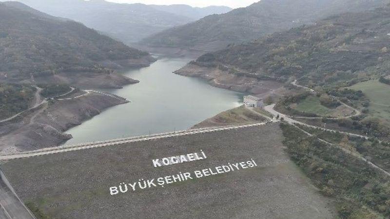 Yuvacık Barajı'nda doluluk oranı düşüyor
