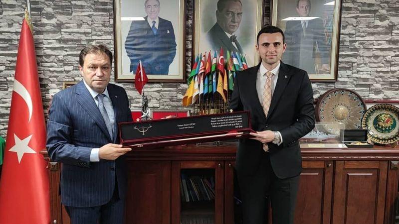 MHP'ye Ankara'dan önemli ziyaretçiler