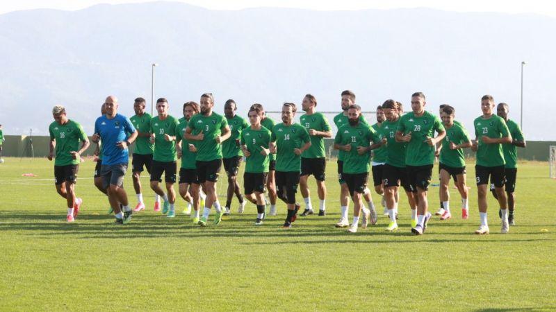 İstanbulspor maçı hazırlıkları başlıyor