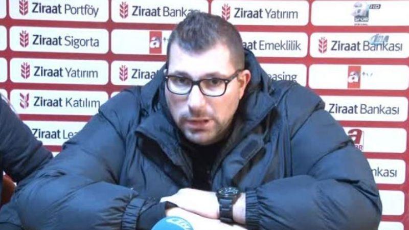 Derincespor'da yeni hoca; Murat Parlak