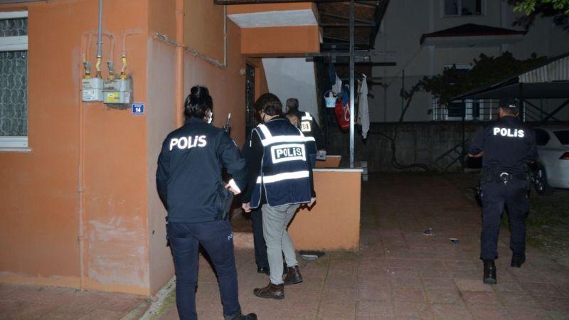 Kocaeli'de aranan 23 suçlu yakalandı