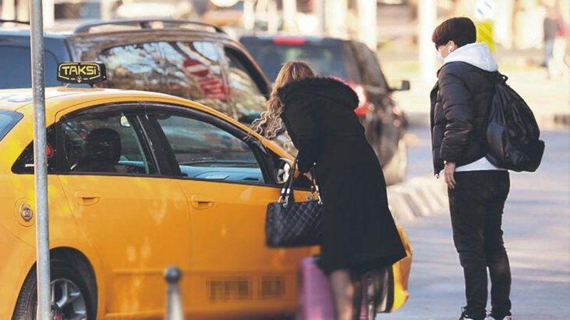 Bakanlık açıkladı! Yolcu almayan taksiciler yandı