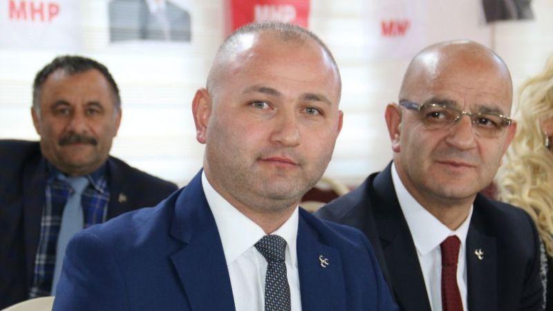 MHP Kartepe İlçe Başkanı Kalender görevden alındı