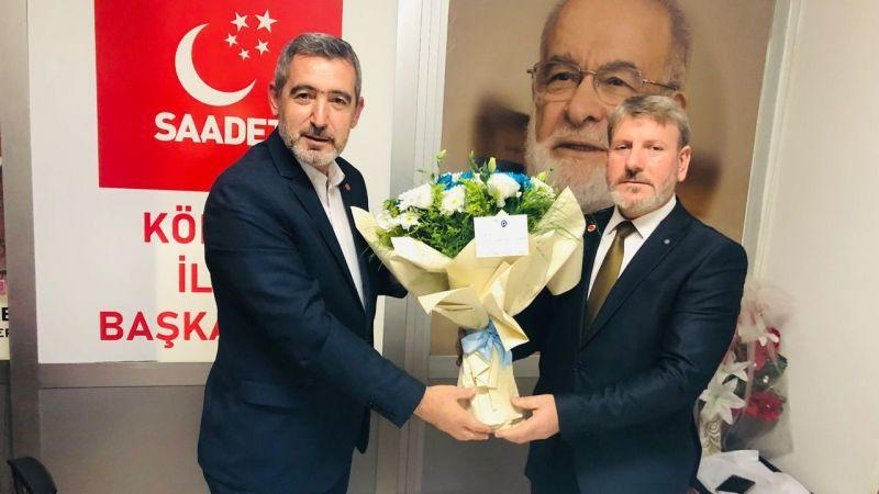 SP Körfez'de yeni başkan Tahtalı