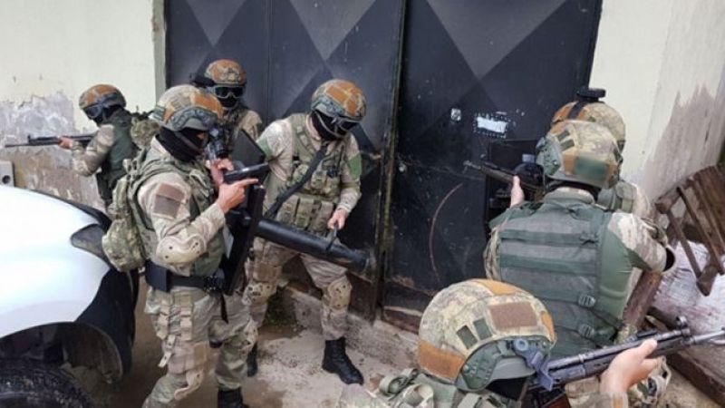 Zeytin Dalı Harekatı'ndan kaçan 4 terörist Kocaeli'de yakalandı