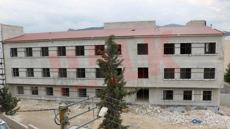 Yarım kalan Devlet Hastanesinin yapımına yeniden başlanıyor