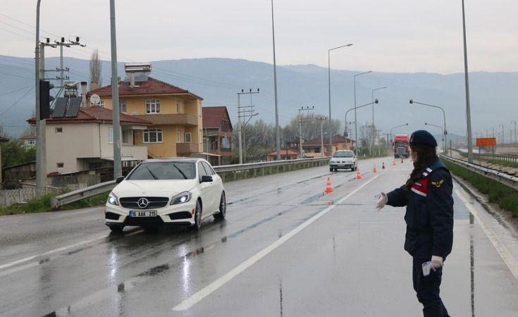 15 Büyükşehir'e seyahat yasağı 3 Haziran'da bitecek..