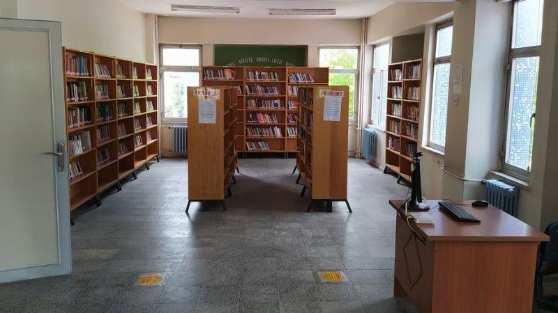 Pamukova Kütüphanesi tekrar hizmete girdi..
