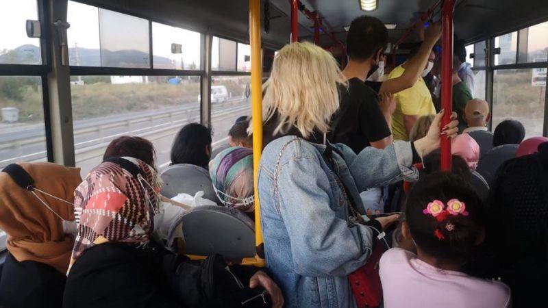 Bu çile hiç bitmeyecek! Vatandaşta şikayetçi, otobüsçü de..!