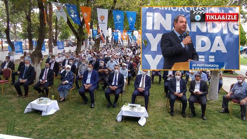 Pamukova Ak Parti'de İkinci Burak Çelik dönemi..