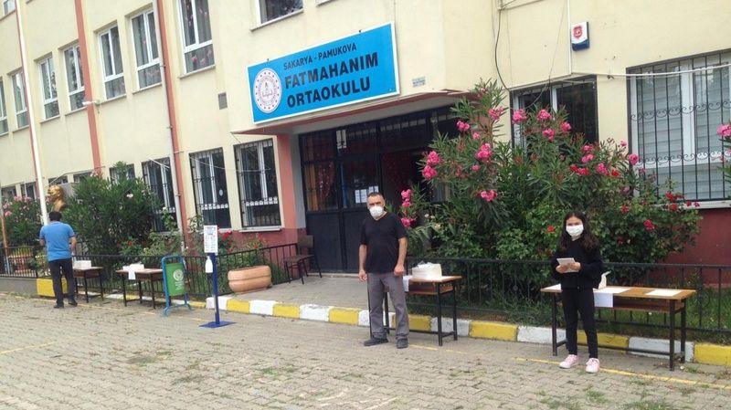 Pamukova da okullar uzun bir aradan sonra ilk öğrencilerini ağırlayacak..