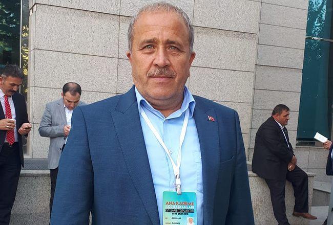 Geyve AK Parti İlçe Başkanı Koronaya yakalandı