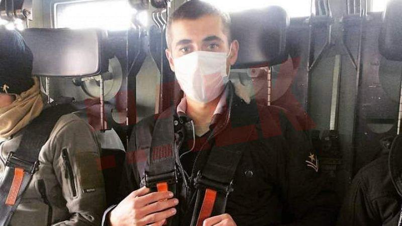 Hakkari'de görev yapan Sakarya'lı asker mayına basarak yaralandı