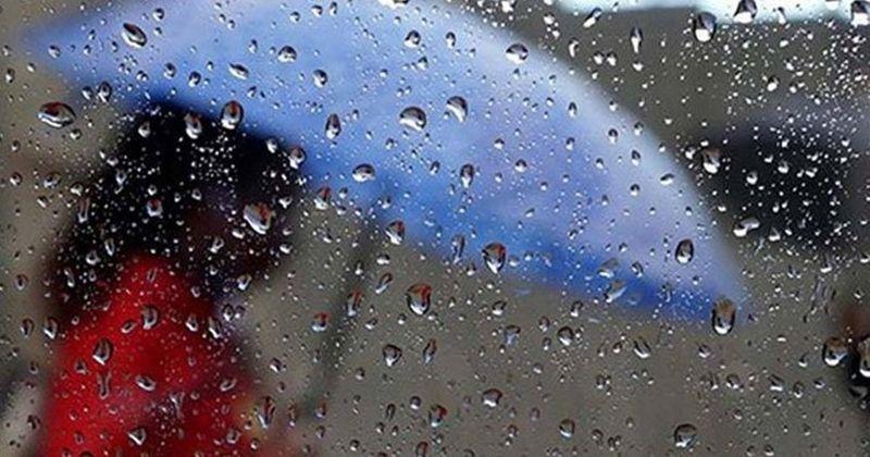 Yeni haftada yağmur geliyor!