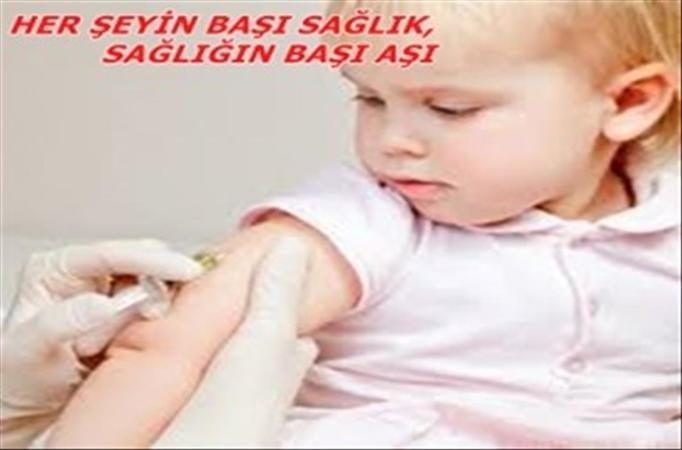 Toplum Sağlığı Merkezinden Aşı Haftası bilgilendirmesi..