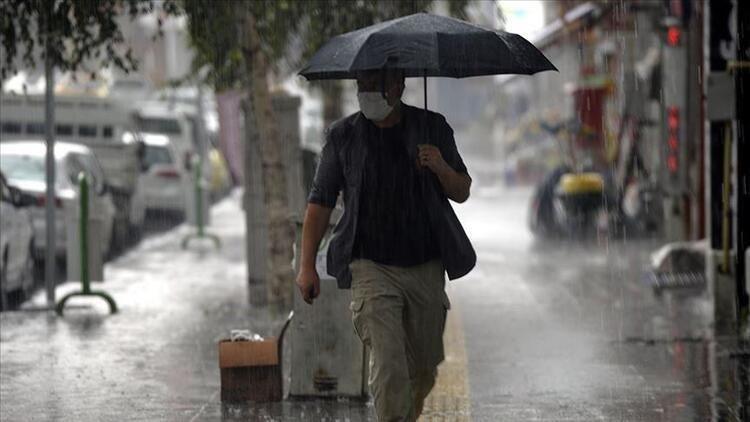 Meteorolojiden Marmara için uyarı