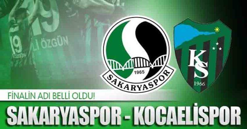 Sakaryaspor Kocaelispor finali hangi kanalda? İşte cevabı