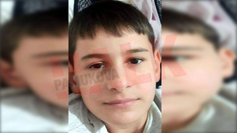 2 buçuk ay önce okulda beyin kanaması geçirmişti! 11 yaşındaki  Ahmet Eymen vefat etti