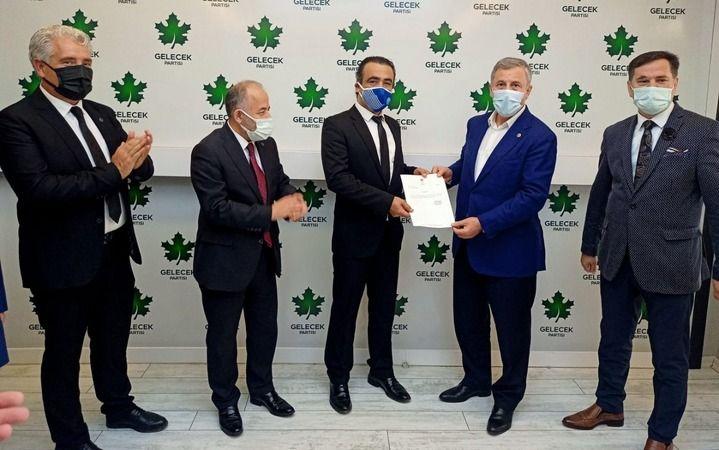 Gelecek Partisi Pamukova İlçe Başkanlığına Fatih Yavuz atandı…