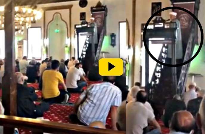 İmamın Sakaryaspor duası sosyal medyada olay oldu!