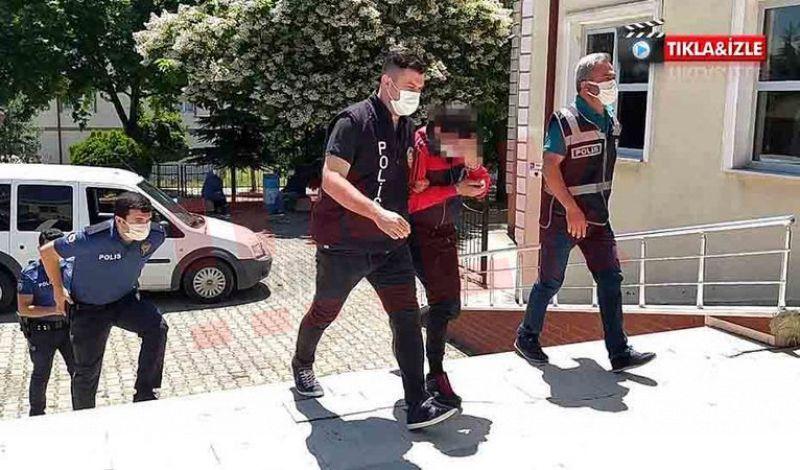 İki oyun salonunun soyulmasıyla ilgili 24 saat geçemeden 1 kişi tutuklandı!