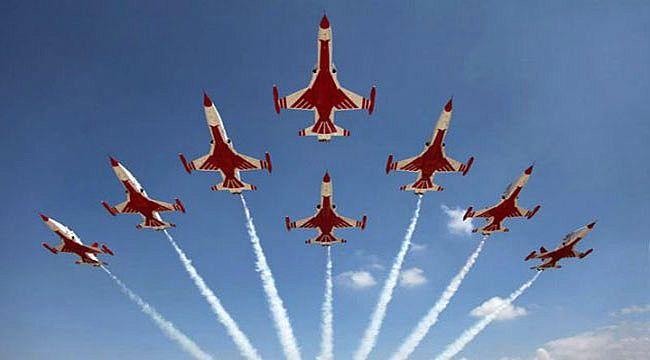 21 Haziran'da Adapazarı semalarında Türk Yıldızları uçacak!