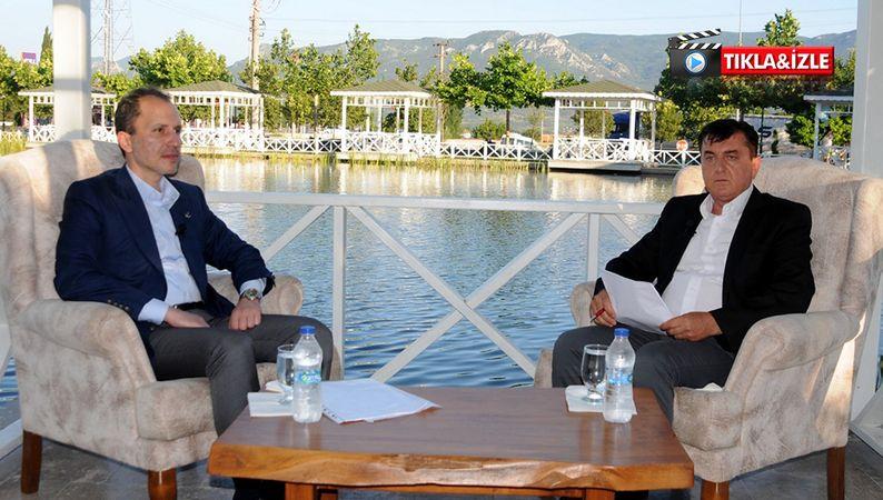 """Fatih Erbakan'dan Gündem264 programında dikkat çeken açıklama """" Sanki Afrika ülkesinden bahsediyoruz!"""""""