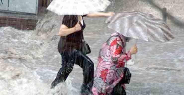 """Büyükşehir ve Meteoroloji'den yarın için sarı uyarı: """"Metrekareye 100 kg..."""""""