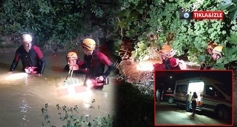 4 yaşındaki Ömer sulama kanalına düştü! Cansız bedeni 6 saat sonra bulundu