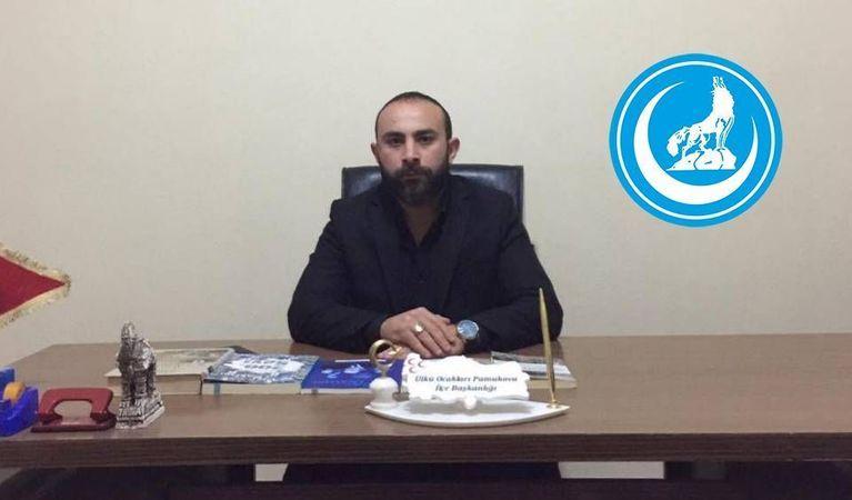 Ülkü Ocakları Başkanı Salih'ten Kurban Bayramı Mesajı