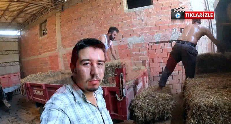 Pamukova Cihadiye'den yangında zarar gören Manavgatlı üreticilere yardım eli...