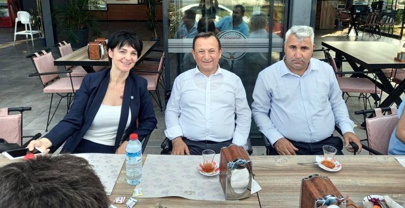 Memleket Partisi Sakarya'da Kurtuluş yeniden başkan oldu... Pamukova tam destek verdi..!