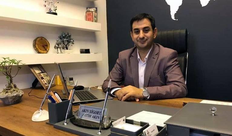 Ak Parti İl yöneticisi Fatih Akın'dan 30 Ağustos Zafer Bayramı mesajı
