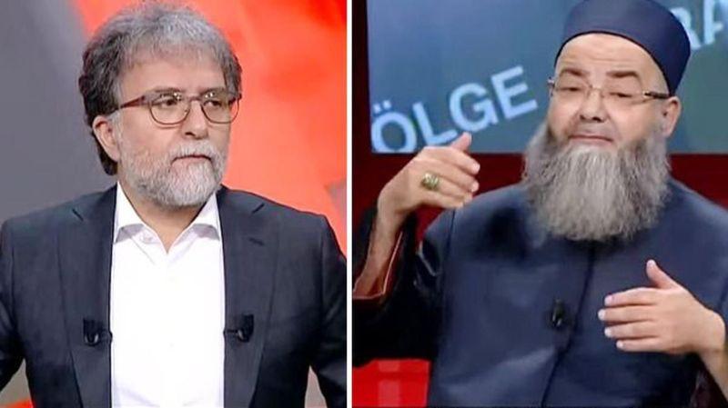 """Cübbeli Ahmet'ten canlı yayına damga vuran sözler: """"Çocuklarınızı imam hatipe göndermeyin"""""""