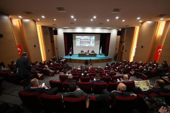 Büyükşehir Meclisi 50 gündem maddesi ile toplanıyor... 2 Madde Pamukovayı ilgilendiriyor