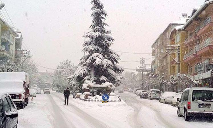 Geçen yılları oranla bu kış çok sert geçebilir!