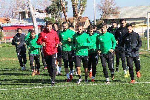 Şanlıurfaspor,Nazilli Belediyespor maçına hazır