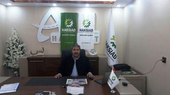 HAKSİAD Şanlıurfa şubesi açıldı