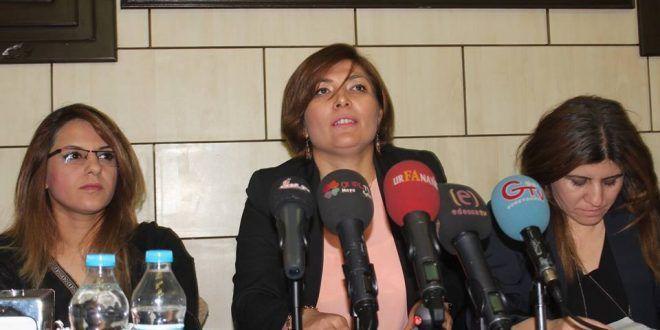CHP kadın kolları görücüye çıktı