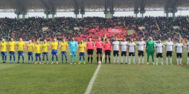 (Ruha Haber Ajansı/RHA) – Şanlıurfaspor sahasında konuk ettiği Altay'ı 2-1 yenmeyi başardı.