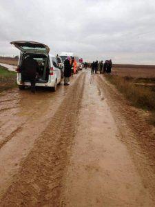 Şanlıurfa'da 2 asker kayıp