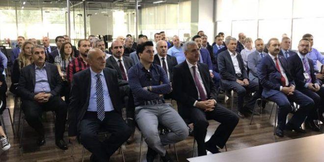 ŞUTSO Meclis Üyeleri Dubai'de incelemelerde bulundu