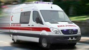 Şanlıurfa karayolunda kaza: Yaralılar var