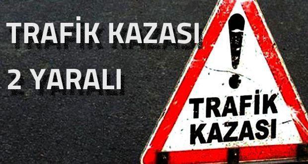 Urfa'da trafik kazası: Yaralılar var