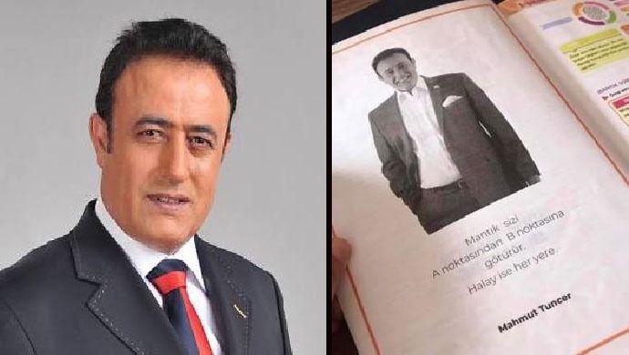 Mahmut Tuncer'den 'kitap' açıklaması