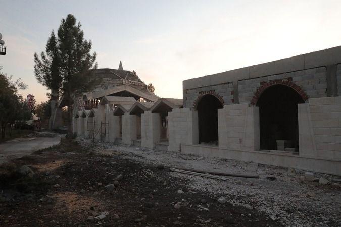 Beyazgül, Eyyüp Nebi Cami Ve Külliyesindeki Çalışmaları İnceledi-(VİDEO)