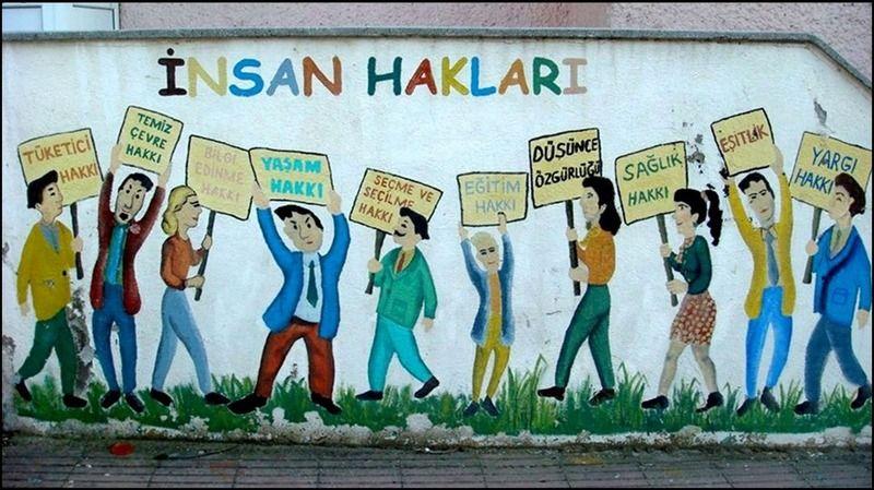 Önen'den Dünya İnsan Hakları Günü mesajı